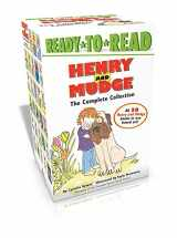 9781534427136-1534427139-Henry and Mudge The Complete Collection: Henry and Mudge; Henry and Mudge in Puddle Trouble; Henry and Mudge and the Bedtime Thumps; Henry and Mudge ... under the Yellow Moon, etc. (Henry & Mudge)