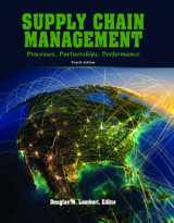 9780975994993-0975994999-Supply Chain Management: Processes, Partnerships, Performance, 4th Edition