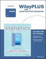 9781119309499-1119309492-Statistics: Unlocking the Power of Data, 2e WileyPLUS Registration Card + Loose-leaf Print Companion