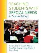 9780133773378-013377337X-Teaching Students with Special Needs in Inclusive Settings, Enhanced Pearson eText with Loose-Leaf Version -- Access Card Package (7th Edition)