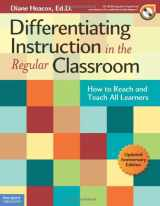 9781575424163-1575424169-Differentiating Instruction in the Regular Classroom: How to Reach and Teach All Learners (Free Spirit Professional™)