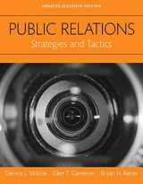 9780134003559-0134003551-Public Relations: Strategies and Tactics, Updated Edition -- Books a la Carte (11th Edition)