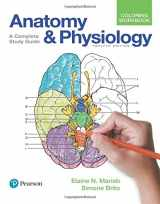 9780134459363-0134459369-Anatomy and Physiology Coloring Workbook: A Complete Study Guide (12th Edition)