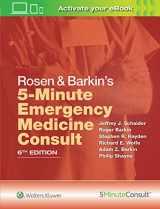 9781496392954-1496392957-Rosen & Barkin's 5-Minute Emergency Medicine Consult