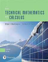 9780134764733-0134764730-MyLab Math Standalone Access Card to accompany Washington/Evans, Basic Technical Mathematics with Calculus, 11/e
