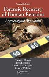 9781439850305-1439850305-Forensic Recovery of Human Remains: Archaeological Approaches, Second Edition