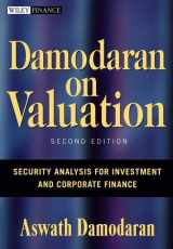 9780471751212-0471751219-Damodaran on Valuation: Security Analysis for Investment and Corporate Finance