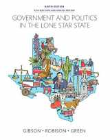 9780133970555-0133970558-Government and Politics in the Lone Star State (9th Edition)