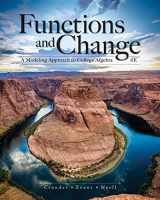 9781337111348-1337111341-Functions and Change: A Modeling Approach to College Algebra