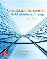 9781259232541-1259232549-Consumer Behavior: Building Marketing Strategy