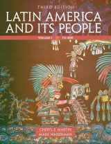9780205054695-0205054692-Latin America and Its People, Volume 1 (3rd Edition)