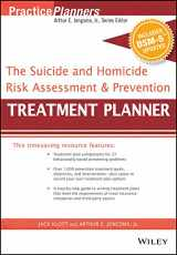 9781119073314-1119073316-The Suicide and Homicide Risk Assessment and Prevention Treatment Planner, with DSM-5 Updates (PracticePlanners)