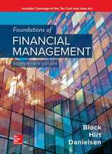 9781260464924-126046492X-Loose Leaf for Foundations of Financial Management