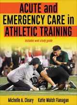 9781492536536-1492536539-Acute and Emergency Care in Athletic Training