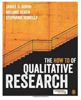 9781446267097-1446267091-The How To of Qualitative Research