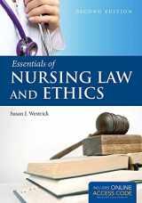 9781284030204-1284030202-Essentials of Nursing Law and Ethics