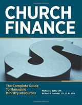 9781614079149-1614079145-Church Finance: The Complete Guide to Managing Ministry Resources