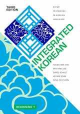 9780824876197-0824876199-Integrated Korean: Beginning 1, Third Edition (KLEAR Textbooks in Korean Language)