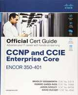 9781587145230-1587145235-CCNP and CCIE Enterprise Core ENCOR 350-401 Official Cert Guide