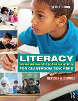 9780815363859-0815363850-Literacy Assessment and Intervention for Classroom Teachers