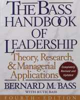 9780743215527-0743215524-The Bass Handbook of Leadership: Theory, Research, and Managerial Applications
