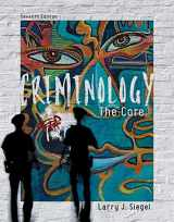 9781337557719-1337557714-Criminology: The Core