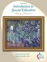 9780205600564-0205600565-Introduction to Special Education: Making A Difference (7th Edition)