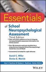 9781119533207-1119533201-Essentials of School Neuropsychological Assessment (Essentials of Psychological Assessment)