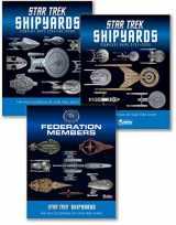 9781858756066-1858756065-Star Trek Shipyards: Starfleet and the Federation Box Set
