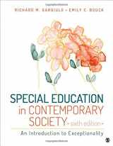 9781506310701-1506310702-Special Education in Contemporary Society: An Introduction to Exceptionality