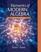 9781285463230-1285463234-Elements of Modern Algebra