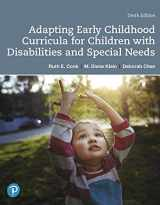 9780135204375-0135204372-Adapting Early Childhood Curricula for Children with Special Needs Plus Pearson eText -- Access Card Package (Myeducationlab)