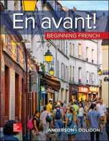 9781259999826-1259999823-En avant! Beginning French (Student Edition)