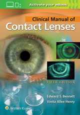 9781496397799-1496397797-Clinical Manual of Contact Lenses