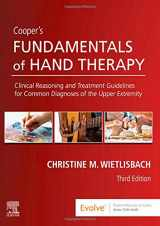 9780323524797-0323524796-Cooper's Fundamentals of Hand Therapy: Clinical Reasoning and Treatment Guidelines for Common Diagnoses of the Upper Extremity