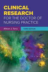 9781284117585-1284117588-Clinical Research for the Doctor of Nursing Practice
