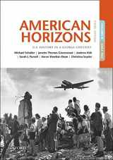 9780190659493-0190659491-American Horizons: U.S. History in a Global Context, Volume II: Since 1865