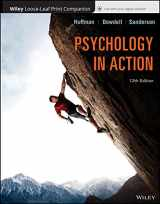 9781119395409-1119395402-Psychology in Action, 12e WileyPLUS + Loose-leaf