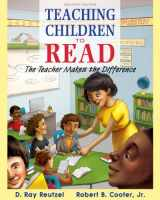 9780133830897-0133830896-Teaching Children to Read: The Teacher Makes the Difference, Enhanced Pearson eText with Loose-Leaf Version -- Access Card Package (7th Edition)