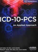9781584266006-1584266007-ICD-10-PCS: An Applied Approach, 2018