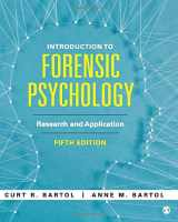 9781506387246-1506387241-Introduction to Forensic Psychology: Research and Application (NULL)