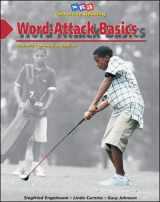 9780026747691-0026747693-Word-Attack Basics: Teacher's Presentation Book 1, Decoding A