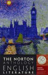 9780393913019-0393913015-The Norton Anthology of English Literature (Ninth Edition)  (Vol. Package 2: Volumes D, E, F)