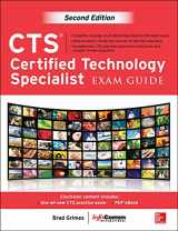 9780071807968-0071807969-CTS Certified Technology Specialist Exam Guide, Second Edition