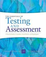 9781285454245-1285454243-Essentials of Testing and Assessment: A Practical Guide for Counselors, Social Workers, and Psychologists, Enhanced