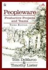 9780321934116-0321934113-Peopleware: Productive Projects and Teams