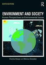 9781138206496-1138206490-Environment and Society: Human Perspectives on Environmental Issues