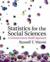 9781107576971-1107576970-Statistics for the Social Sciences: A General Linear Model Approach