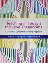 9781305500990-1305500997-Teaching in Today's Inclusive Classrooms: A Universal Design for Learning Approach