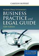9781284050912-1284050912-Nurse Practitioner's Business Practice and Legal Guide